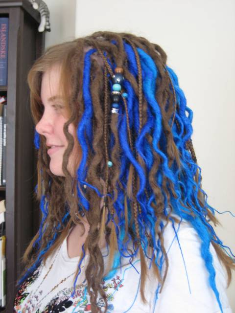 Zebra mix blue notes and customer pictures updated hair image ccuart Gallery
